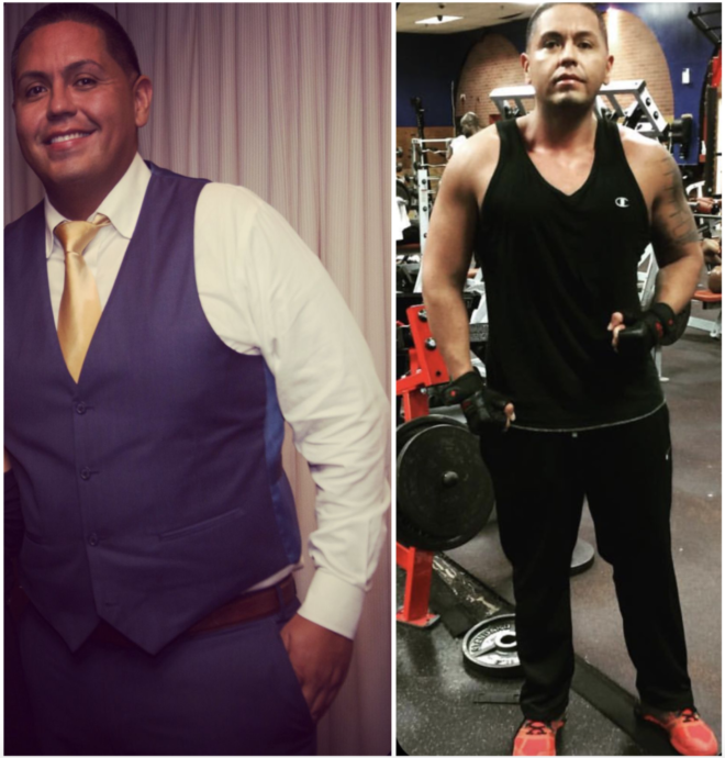 Trinity Fitness Client Transformation 2